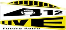 412 Live Future Retro