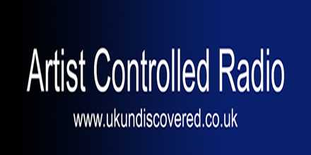 Artist Controlled Radio