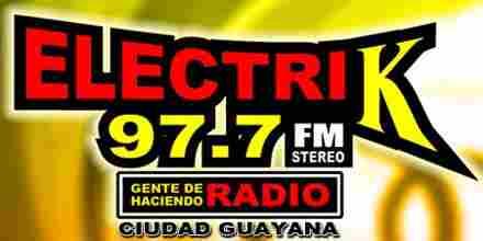 Electrik FM Guayana