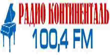 Radio Continental 100.4 FM