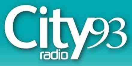 Город 93 FM-