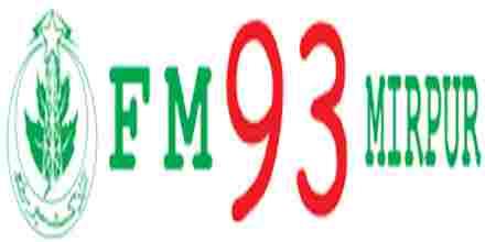 FM 93 Mirpur
