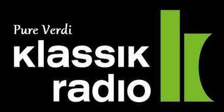 Klassik Radio Pure Verdi
