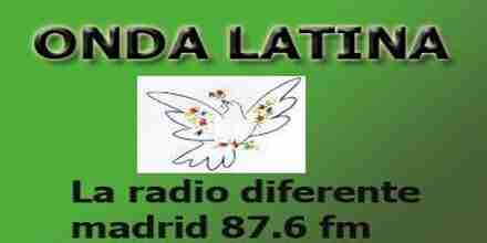 Onda Latina 87.6 FM