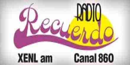 Radio Recuerdo 860 AM