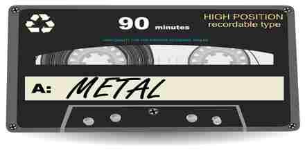Radio Reddit Metal