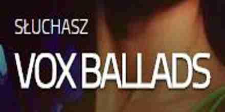 Radio Vox Ballads