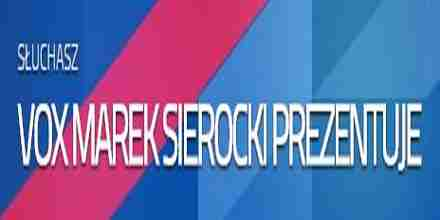 Radio Vox Marek Sierocki Prezentuje