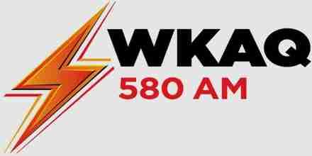 WKAQ 580 AM