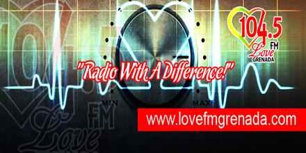 104.5 Love FM Grenada