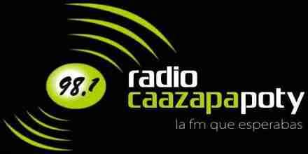 Caazapa Poty FM