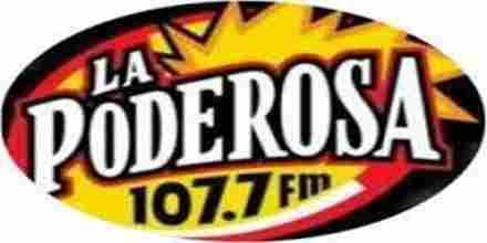 La Poderosa 107.7 FM
