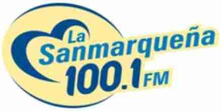 La Sanmarquena 100.1 FM