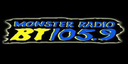 Monster Radio BT 105.9