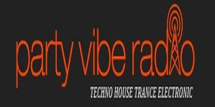 Party Vibe Radio Techno House Trance Electronic