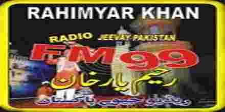 Radio Jeevay Pakistan FM 99