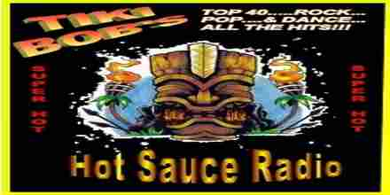 Tiki Bobs Hot Sauce Radio