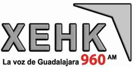 XEHK 960 AM