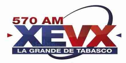 XEVX 570 AM