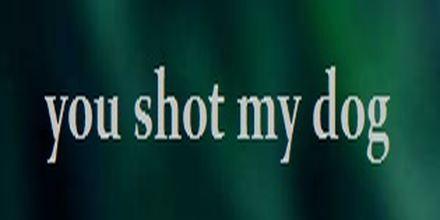 You Shot My Dog