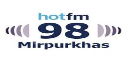 FM fierbinte 98 Mirpurkhas