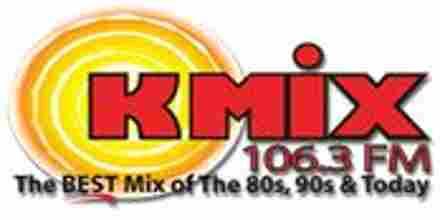 KMIX 106.3 FM