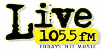 Live 105.5 FM