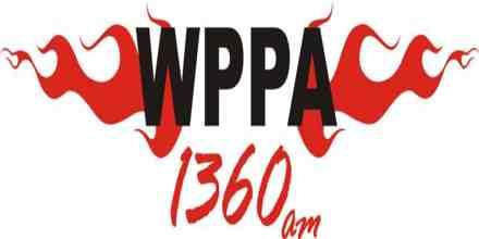 WPPA 1360 AM