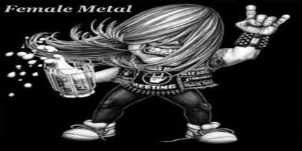 Female Metal Radio