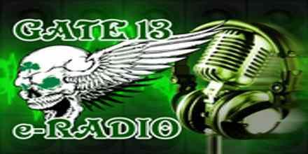 Gate 13 E Radio