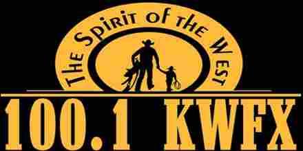 KWFX 100.1