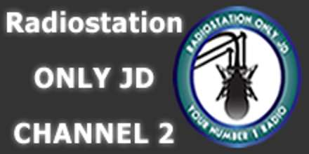 Radiostation ONLY JD channel 2