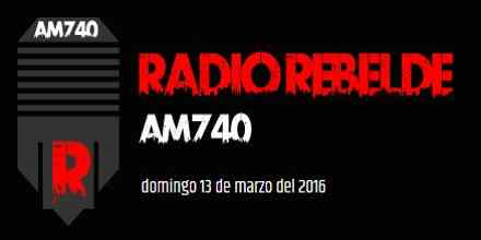 Radio Rebelde 740 AM