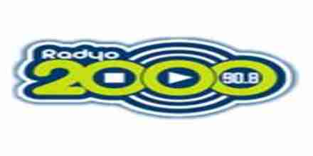 90.8 Radio 2000