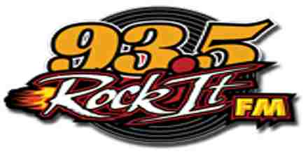 93.5 Rock It FM