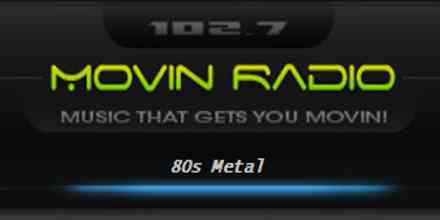 Movin Radio 80s Metal