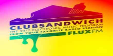 Flux FM Clubsandwich