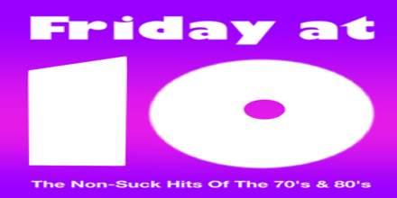 Friday at 10