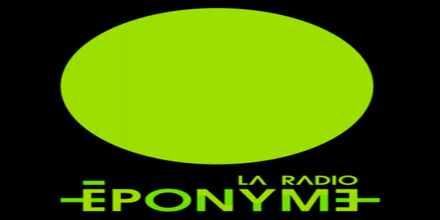 La Radio Eponyme