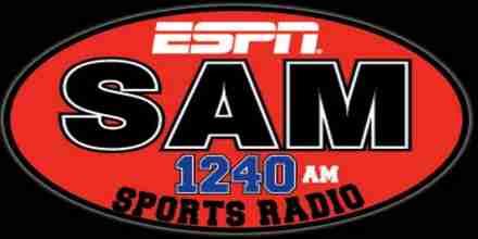 SAM 1240 AM