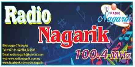 Radio Nagarik 100.4