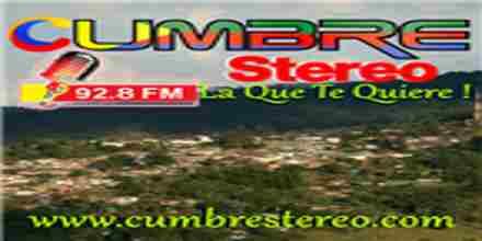Cumbre Stereo 92.8