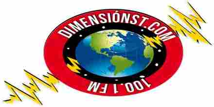 Dimensionst 100.1 FM