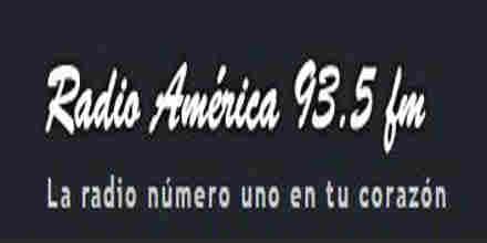 Радио Америка 93.5 FM-