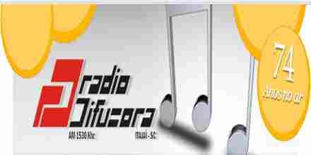 Radio Difusora Itajai
