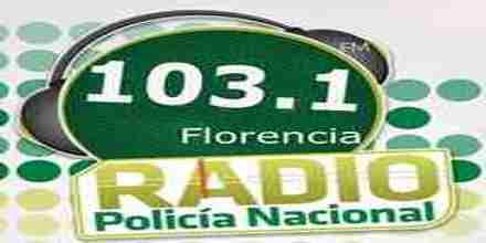 Radio Policia Nacional Florencia