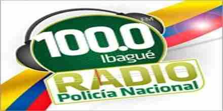 Radio Policia Nacional Ibague
