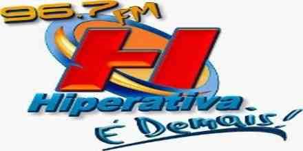 Hiperativa FM 96.7