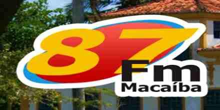 Macaiba FM 87