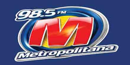 Metropolitana FM 98.5